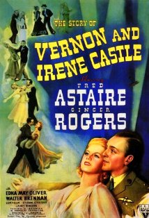 The Story of Vernon and Irene Castle kapak