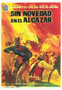 L'assedio dell'Alcazar kapak
