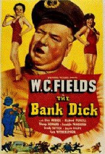 The Bank Dick kapak