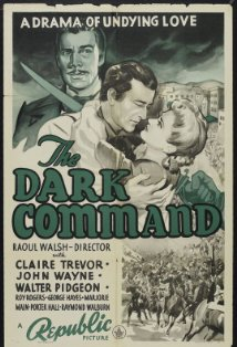 Dark Command kapak