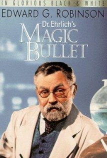Dr. Ehrlich's Magic Bullet kapak