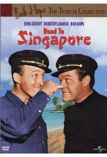 Road to Singapore kapak
