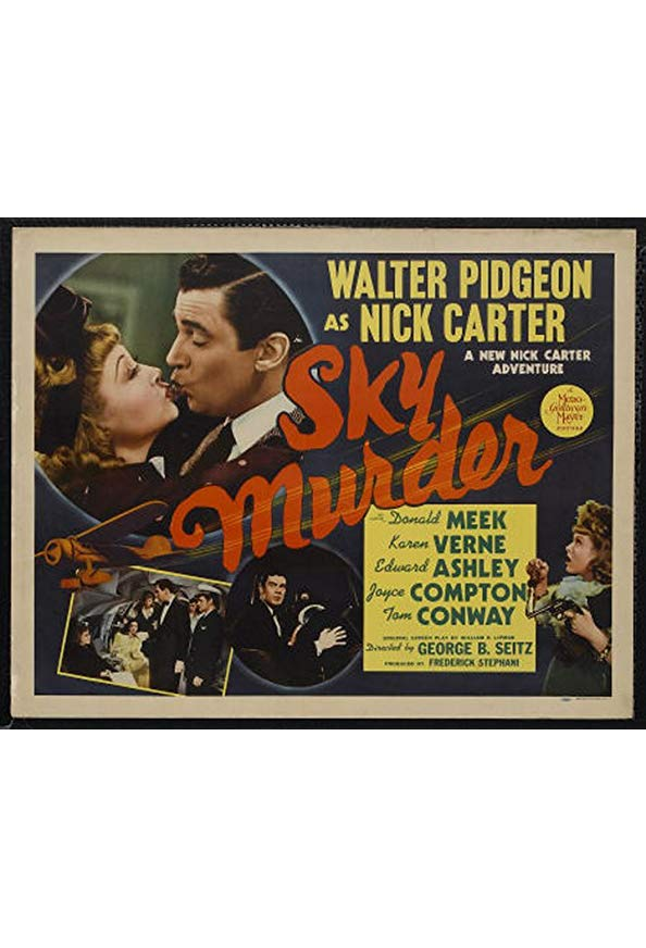 Sky Murder kapak