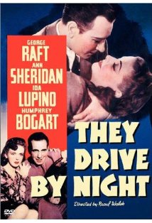 They Drive by Night kapak