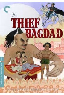 The Thief of Bagdad kapak