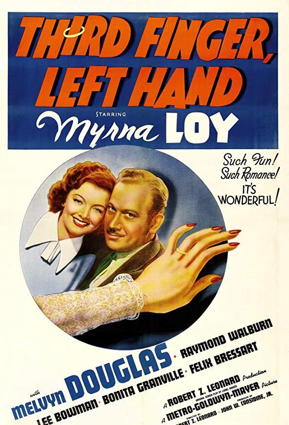 Third Finger, Left Hand kapak