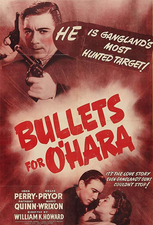 Bullets for O'Hara kapak