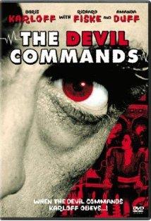 The Devil Commands kapak