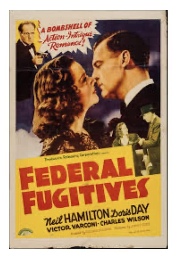 Federal Fugitives kapak