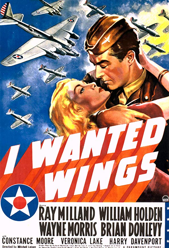 I Wanted Wings kapak