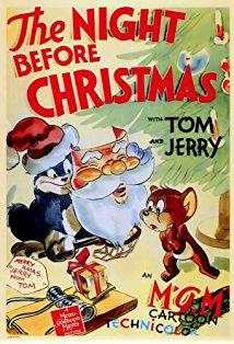 The Night Before Christmas kapak