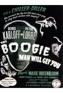 The Boogie Man Will Get You kapak