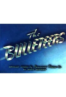 The Bulleteers kapak