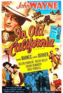 In Old California kapak