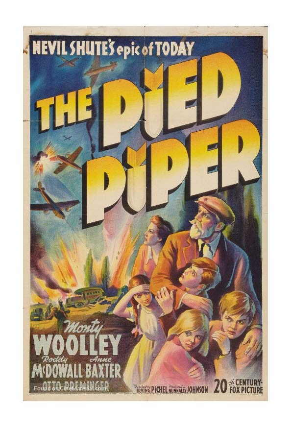 The Pied Piper kapak