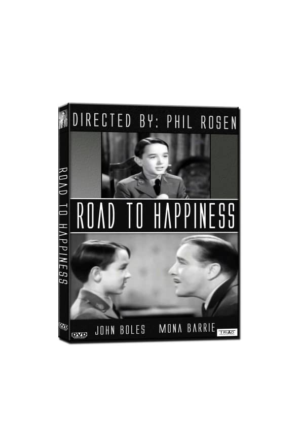 Road to Happiness kapak