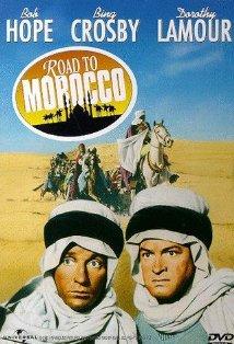 Road to Morocco kapak