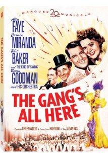 The Gang's All Here kapak
