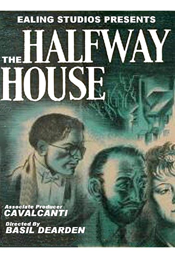 The Halfway House kapak