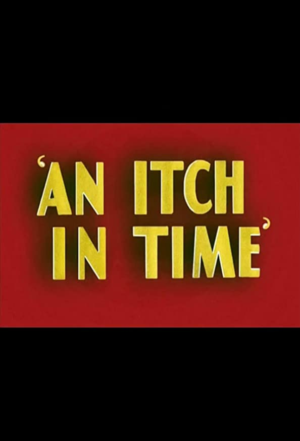 An Itch in Time kapak