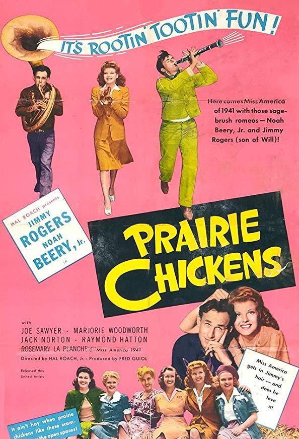Prairie Chickens kapak