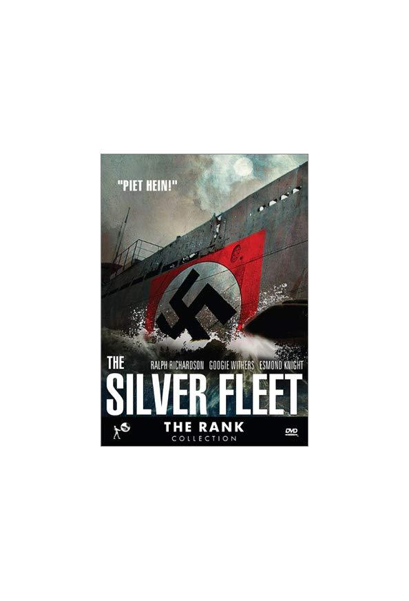 The Silver Fleet kapak