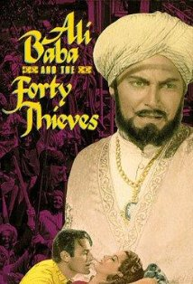 Ali Baba and the Forty Thieves kapak