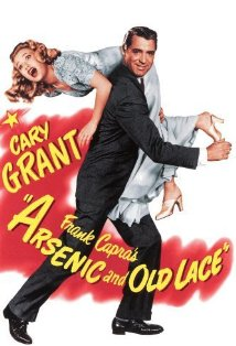 Arsenic and Old Lace kapak