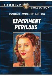 Experiment Perilous kapak