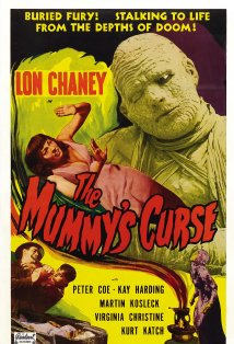The Mummy's Curse kapak
