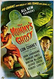 The Mummy's Ghost kapak