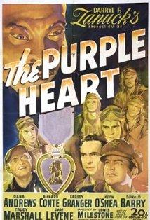 The Purple Heart kapak