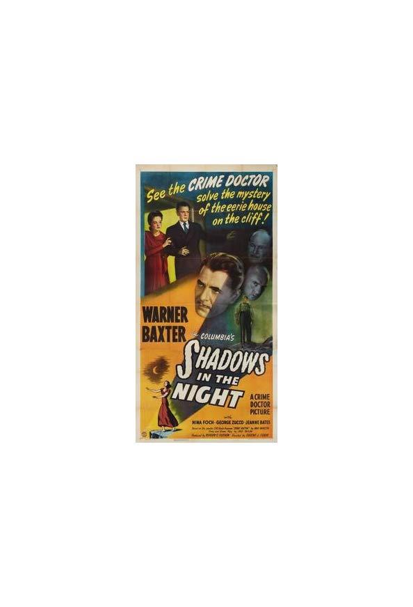 Shadows in the Night kapak