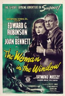 The Woman in the Window kapak