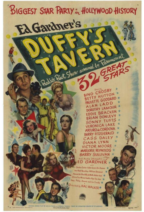 Duffy's Tavern kapak