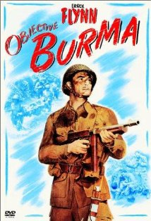 Objective, Burma! kapak