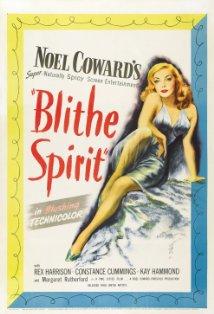 Blithe Spirit kapak