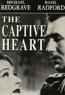The Captive Heart kapak