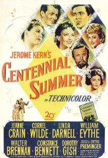 Centennial Summer kapak