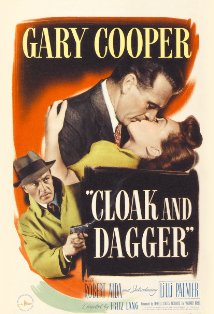 Cloak and Dagger kapak