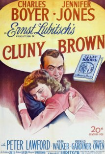 Cluny Brown kapak