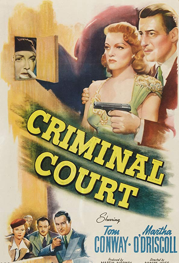 Criminal Court kapak