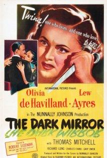 The Dark Mirror kapak