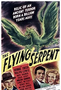 The Flying Serpent kapak