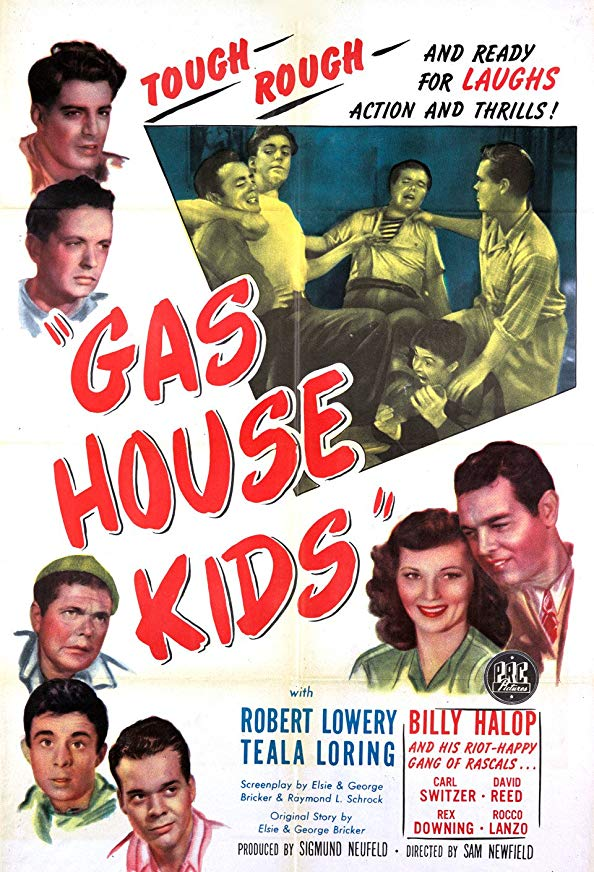 Gas House Kids kapak