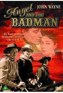 Angel and the Badman kapak