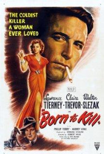 Born to Kill kapak