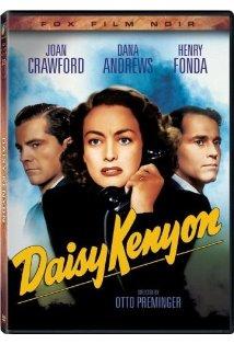 Daisy Kenyon kapak