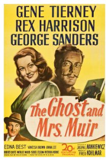 The Ghost and Mrs. Muir kapak