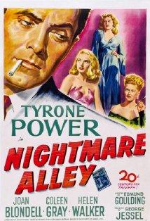 Nightmare Alley kapak